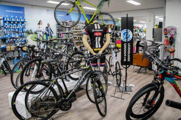 de nieuwe fietsenmaker sportieve fietsen